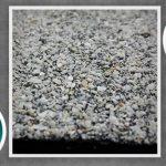 Standard pebble patterned isogum