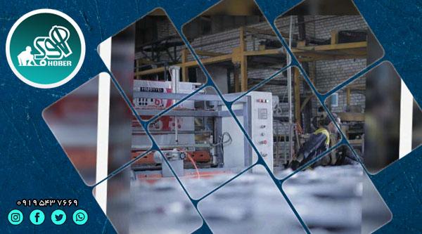 صادرات عایق رطوبتی ایرانی به عراق